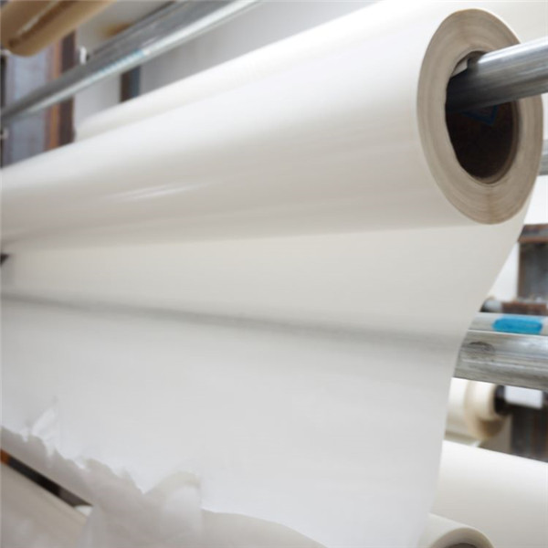 Hot melt adhesive film for garments